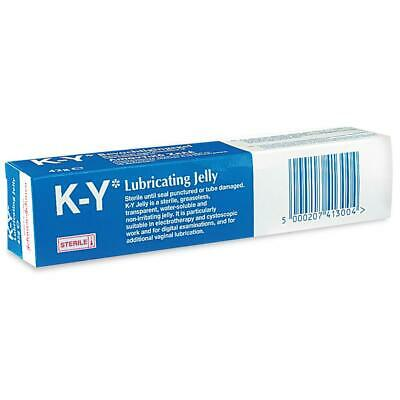 K-Y Jelly Personal Lubricant 82g - Multi-pack