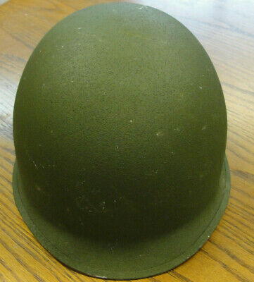 Vintage US WWII Military Soldier Helmet M1 504 Original WW2