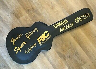 Guitar/Flight Case Vinyl Sticker Logo