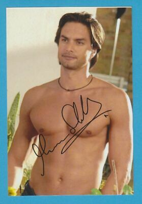 MARKUS SCHENKENBERG  in person signed glossy PHOTO  13/19 cm  AUTOGRAPH