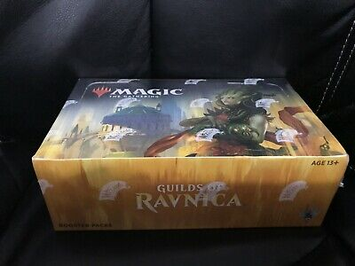 Magic the Gathering MTG Guilds of Ravnica Booster Box Factory Sealed