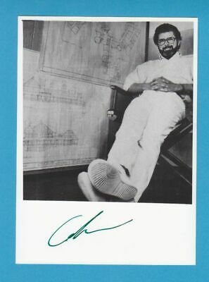 GEORGE LUCAS in person signed glossy PHOTO 5 x 7 inch AUTOGRAPH *RARE*