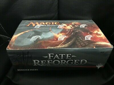 Magic the Gathering MTG Fate Reforged Booster Box Factory Sealed