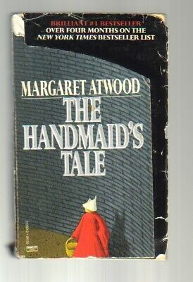 The Handmaids Tale Fawcett Paperback - used paperback book by Margaret Atwood pb
