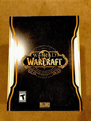 World Of Warcraft: 15th Anniversary Collectors Edition Ships On Release Day