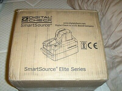 Digital Check Smart Source Ink Jet Check Scanner Professessional Elite 55 New