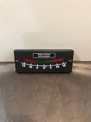 Degree Slope Meter Indicator Level For Dozer, Grader  Boom Truck  Derrick Digg