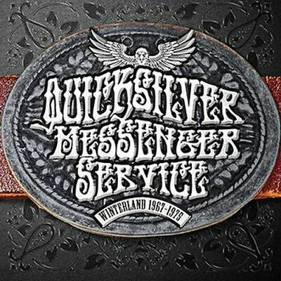 quicksilver messenger service: winterland 1967-75 4 CD /free shipping by courier