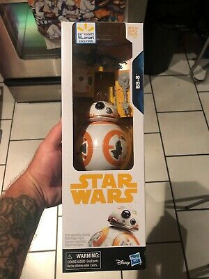 "SOLO A STAR WARS STORY HERO SERIES 12"" SCALE BB-8 Free Baby Yoda"