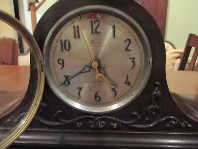 1928 Telechron Motored Revere Westminster Chime Clock R6006 Unknown 1