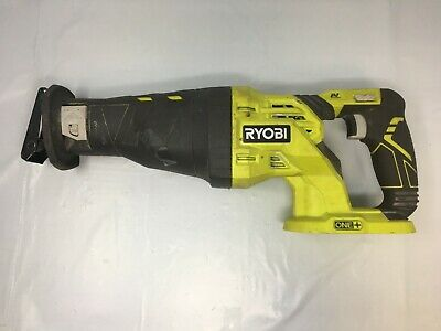 Ryobi 18-Volt ONE+ Cordless Reciprocating Saw P516 - tool only B049