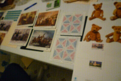 MINT  SHEETS OF US STAMPS  and POSTAL CARDS  Face value $ 20.54