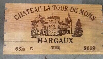 Wine Box Wooden