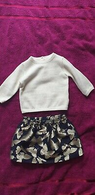 Baby girl outfits 0-3 months new
