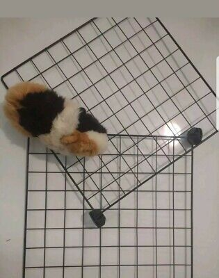 C&C C C guinea pig cage 20 panels grids and 40 connectors 210cm x 70cm Playpen