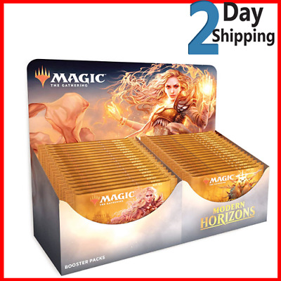 MTG Modern Horizons Booster Box Factory Sealed FLASH SALE - Fast Shiiping NEW US