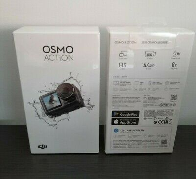 Camara Dji Osmo Action 4K Hdr (100% Nueva/New)
