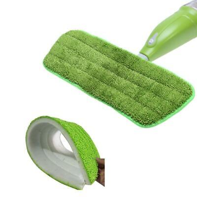 1PC Spray Mop Replacement Pads Washable Refill Microfiber Wet/Dry Cleaning  Top