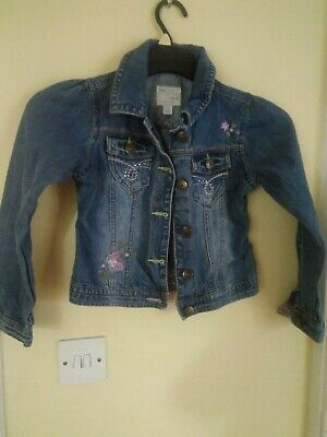 NEXT DENIM JACKET AGE 7-8 yrs