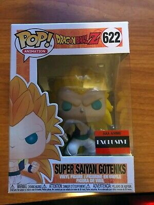 Funko Pop! Super Saiyan Gotenks Dragon Ball Z #622