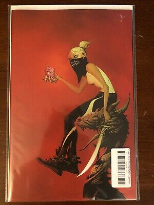 SOMETHING IS KILLING THE CHILDREN #1 Lee Chung Cover B Boom Comic Book IN HAND