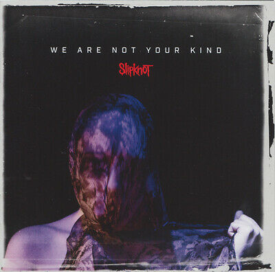 CD - Slipknot - We Are Not Your Kind - (METAL) - 2019