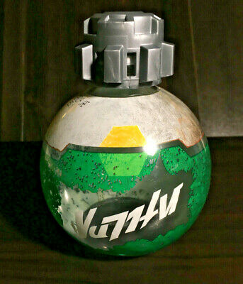 STAR WARS Galaxy's Edge Coca-Cola Thermal Detonator Souvenir SPRITE Bottle, NEW