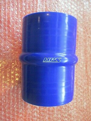"HPS 4"" HTSHC-400-L6-BLUE Silicone High Temp 4-ply Reinforced Coupler Hose"