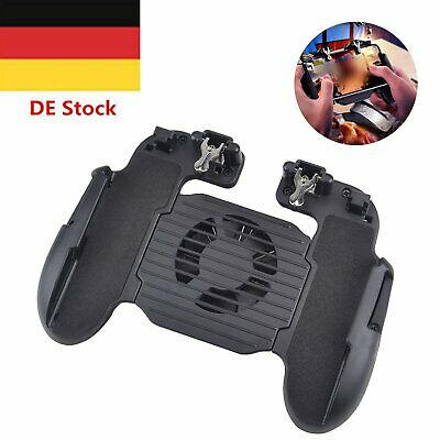 Mobile Wireless Gamepad Gaming Trigger Controller Für PUBG Android iOS Handy DHL