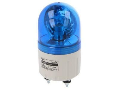 S60R-24-B Signaller lighting rotating light blue Series S60 24VDC IP44  QLIGHT