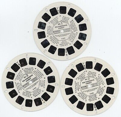 Viewmaster Reels B569 THE PARTIDGE FAMILY Mint Free Shipping