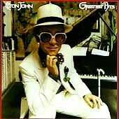 Elton John Greatest Hits CD 1974 Polydor Records