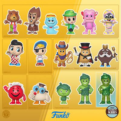 Ad Icons Specialty Series Mystery Minis Display Case