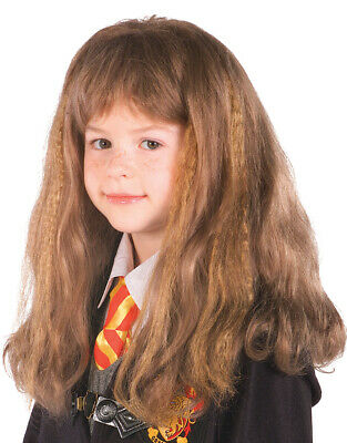 Harry Potter Costume Accessory, Kids Hermione Wig