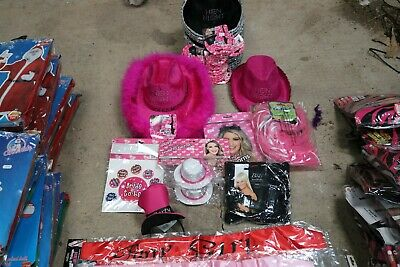 Job Lot Of Fancy Dress Costumes And Items Hen Do,S
