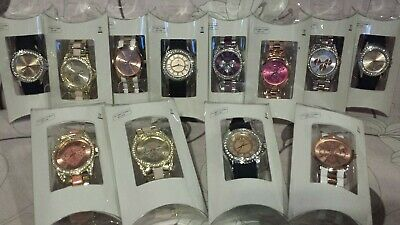 JOB LOT of Watches Ladies/ Girls IDENTITY LONDON GIFTS DESIGNER STYLE PARTY IL12