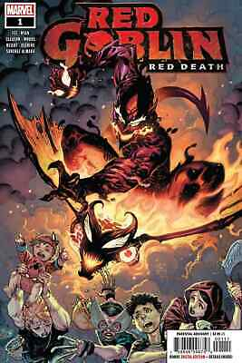 RED GOBLIN RED DEATH 1 1st PRINT NM AMAZING SPIDERMAN PRE-SALE 10/30