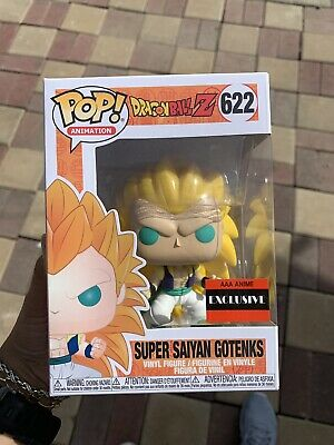 Super Saiyan Gotenks #622 Funko POP! Dragon Ball Z  AAA Exclusive