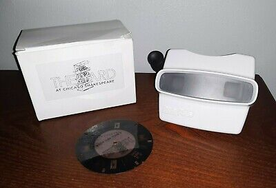 White Viewmaster Image3D w/ The Yard at Chicago Shakespeare Promotional Reel