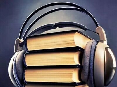 Collection of 176 Audiobooks mp3 files / with a 32gb card.  All various genres