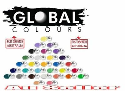 GLOBAL BODY ART 32g FACE AND BODY MAKE-UP CAKE PAINT PARTY HALLOWEEN 30+ COLOUR