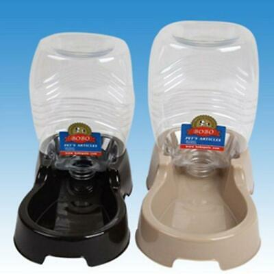 Pet Water Fountain Automatic Waterer Dish Bowl Feeder Dispenser for Cat Dog