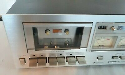 Pioneer CT-F500 Stereo Cassette Tape Deck
