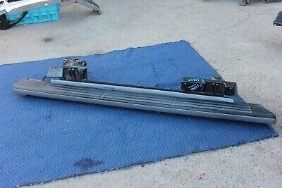 03-06 Navigator Running Board Step + Motor Assembly Genuine Factory Oem Gray Lh