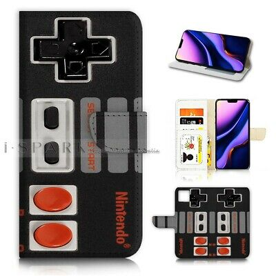 ( For iPhone 11 Pro Max ) Wallet Flip Case Cover PB21124 Video Game Controller