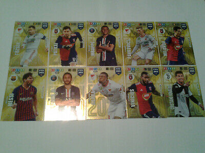 Panini Adrenalyn XL FIFA 365 2019/2020 Rare Limited Edition Cards