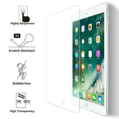 """For Apple New iPad 7th Gen 10.2"""" 2019 Tempered Glass Premium Screen Protector"""