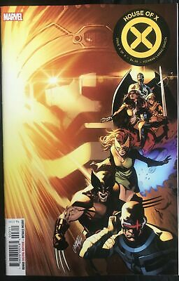 HOUSE OF X #3 (OF 6) - 1st Print - MARVEL