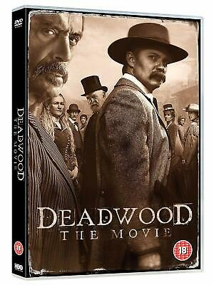 DEADWOOD: THE MOVIE (2019): TV Sequel, Timothy Olyphant - NEW Eu Rg2 DVD not US
