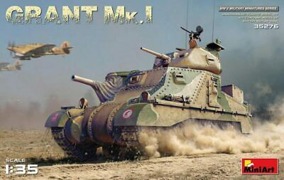 Miniart 1/35 Grant Mk.I 35276 Plastic Model Kit